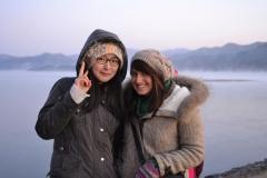 Ha Na and I